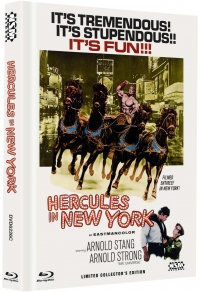 Herkules in New York Cover C