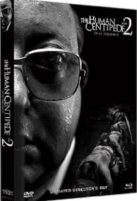 The Human Centipede 2 - Full Sequence Cover B
