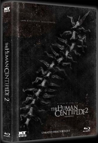 The Human Centipede 2 - Full Sequence Cover A
