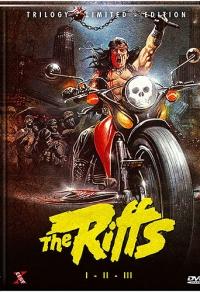 The Riffs - Die Gewalt sind wir Triology (Mediabook) Cover A