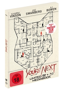 You're Next Limited Uncut Edition