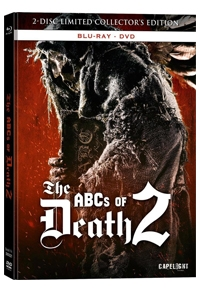 The ABCs of Death 2 Cover