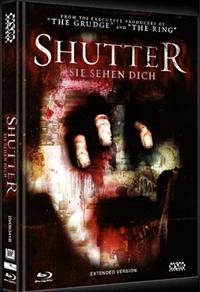 Shutter - Sie sehen dich Cover B