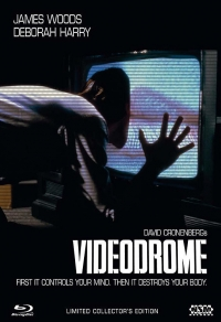 Videodrome Cover B