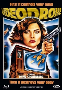 Videodrome Cover C