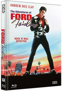 Ford Fairlane - Rock'n'Roll Detective Cover A