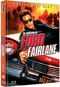 Ford Fairlane - Rock'n'Roll Detective Cover B