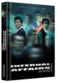 Infernal Affairs Triology (Mediabook)