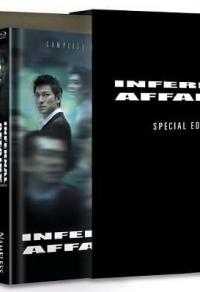 Infernal Affairs Triology (Mediabook) Cover B