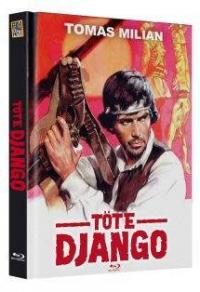 Töte Django Limited Mediabook