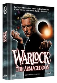 Warlock - The Armageddon Cover B