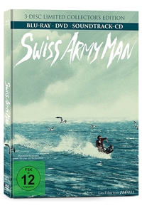 Swiss Army Man Cover A