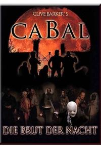 Cabal - Die Brut der Nacht Cover B