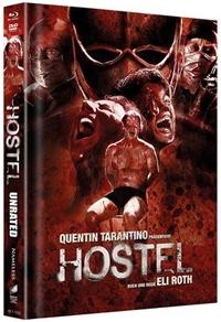 Hostel Limited Mediabook