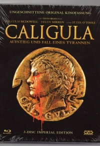 Caligula Limited Mediabook