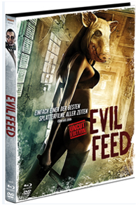 Evil Feed Cover B