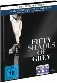 Fifty Shades of Grey Limited Mediabook