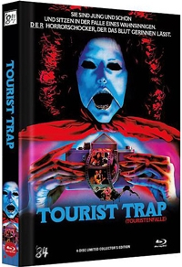 Tourist Trap Cover