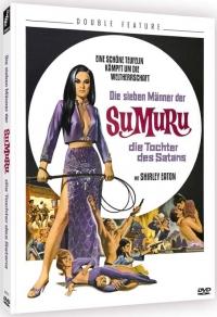 Sumuru - Die Tochter des Satans Double Feature (Mediabook)