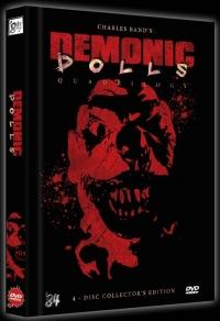 Dollman vs. Demonic Toys Cover