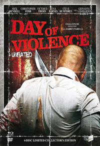 Day of Violence - Tag der Erlösung Cover