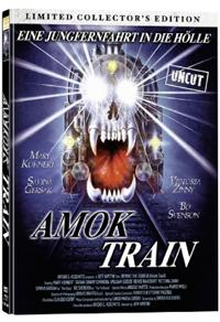 Amok Train - Fahrt ins Nichts Cover A