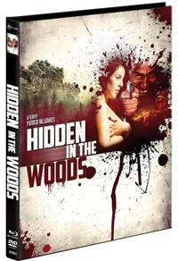 Hidden in the Woods Cover A
