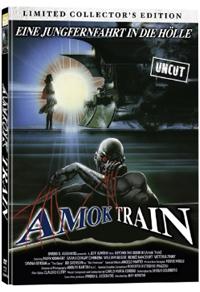 Amok Train - Fahrt ins Nichts Cover B