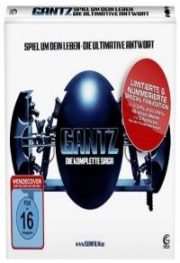 Gantz - Spiel um dein Leben Double Feature (Mediabook)