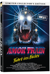 Amok Train - Fahrt ins Nichts Cover C