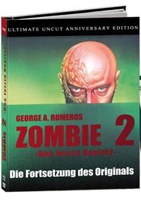 Zombie 2 - Das letzte Kapitel Cover