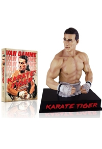 Karate Tiger Limited Collectors Edition