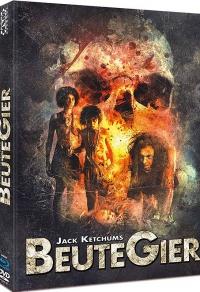 Jack Ketchums Beutegier Cover