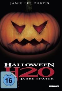 Halloween 7 - H20 - Zwanzig Jahre später Cover