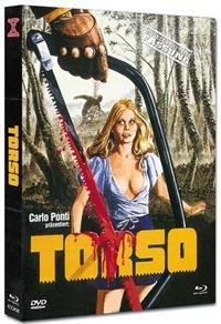 Torso - Die Säge des Teufels Cover