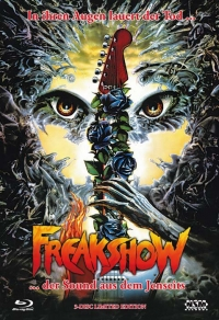 Freakshow Limited Mediabook