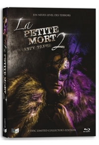 La Petite Mort 2 - Nasty Tapes Cover B