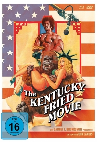 The Kentucky Fried Movie Limited Mediabook