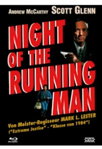 Night of the Running Man Cover A