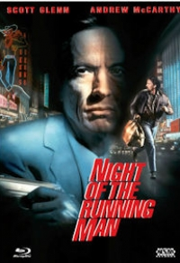 Night of the Running Man Cover B
