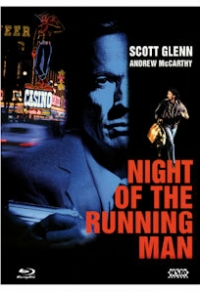 Night of the Running Man Cover C