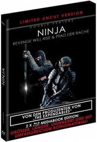 Ninja - Revenge will Rise Double Feature (Mediabook)