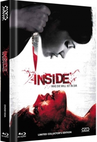 Inside - Was sie will ist in Dir Cover A