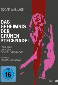 Das Geheimnis der grünen Stecknadel Limited Mediabook