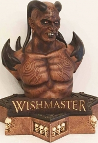 Wishmaster Limited Collectors Edition