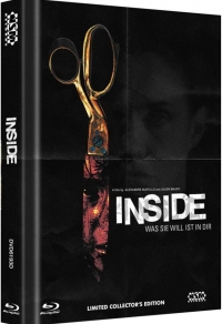 Inside - Was sie will ist in Dir Cover