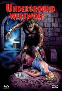 Underground Werewolf Cover A