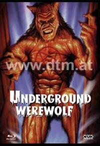 Underground Werewolf Cover B