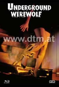 Underground Werewolf Cover C