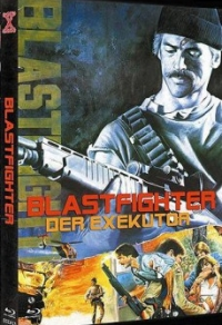 Blastfighter - Der Exekutor Cover C